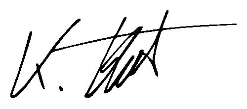 Unterschrift Kevin Kühnert
